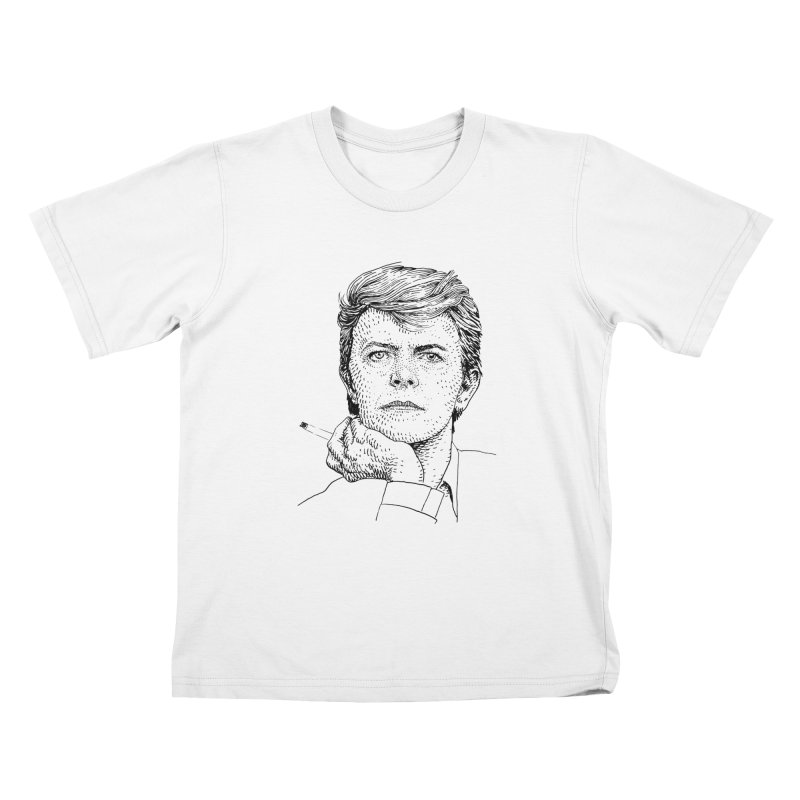 BOWIE Kids T-Shirt by Boss Trés Bien