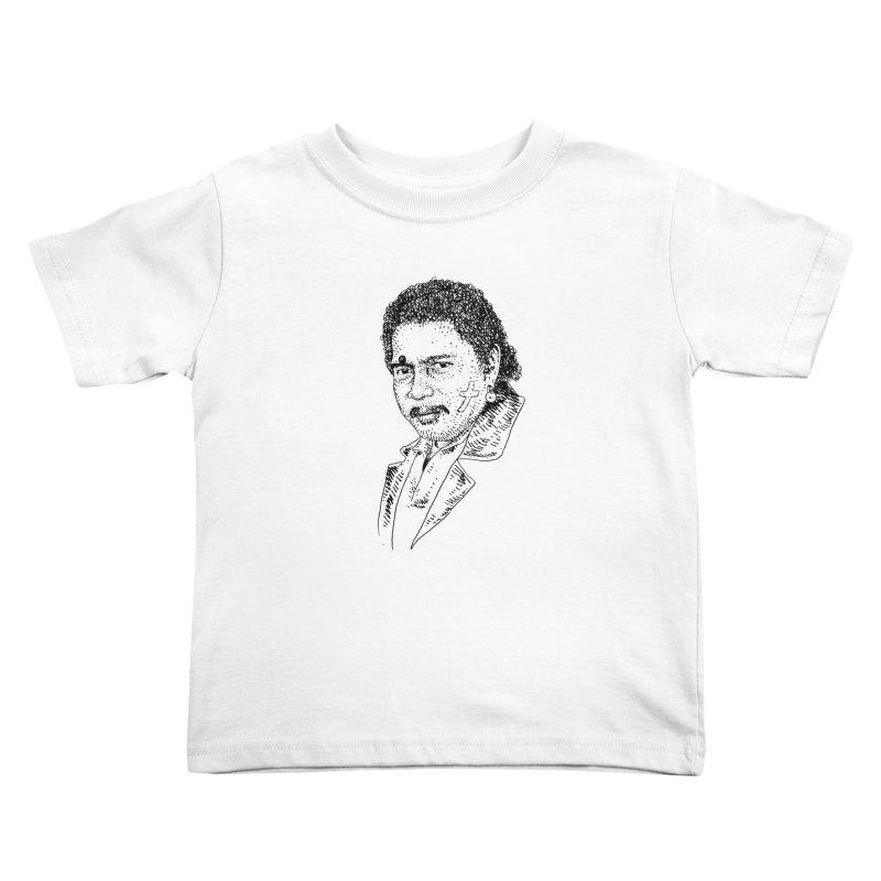 AARON Kids Toddler T-Shirt by Boss Trés Bien