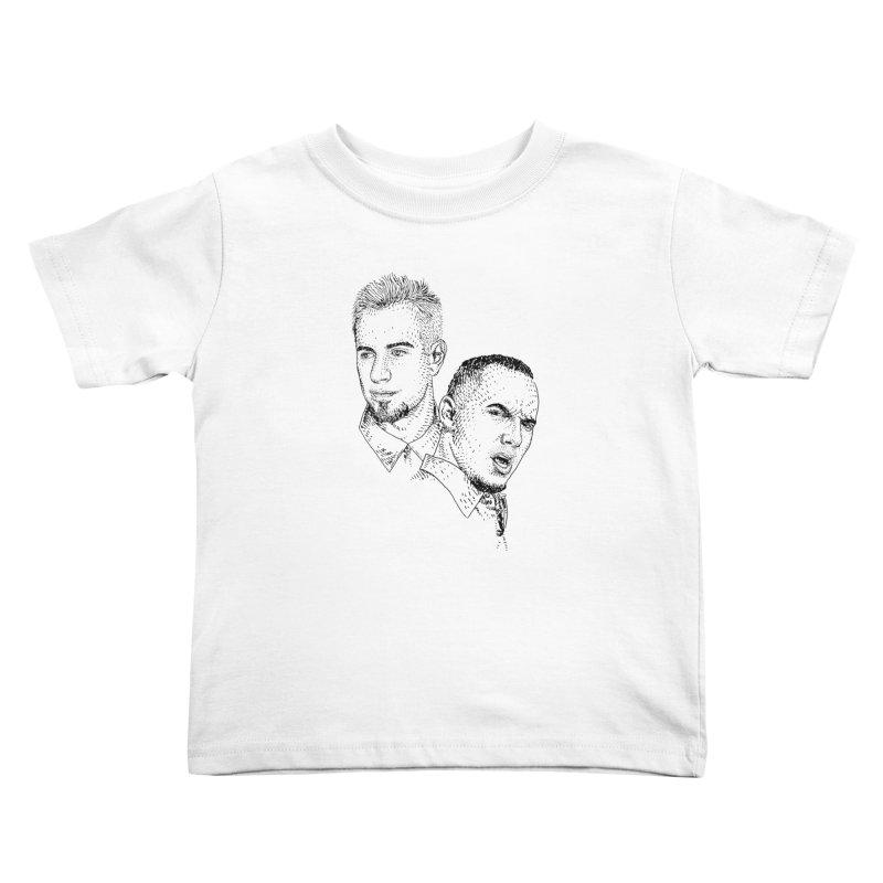 311 Kids Toddler T-Shirt by Boss Trés Bien