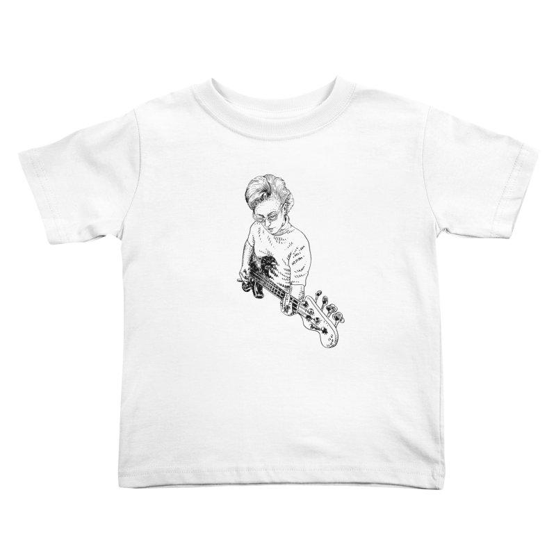 CAROL Kids Toddler T-Shirt by Boss Trés Bien