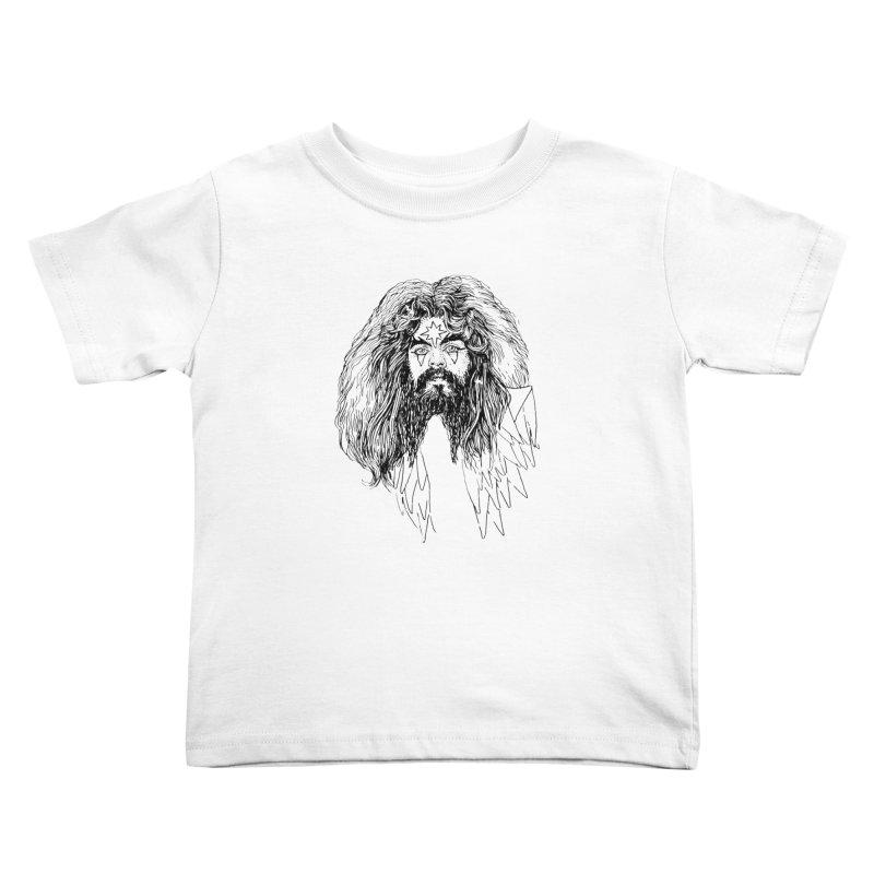 ROY WOOD Kids Toddler T-Shirt by Boss Trés Bien
