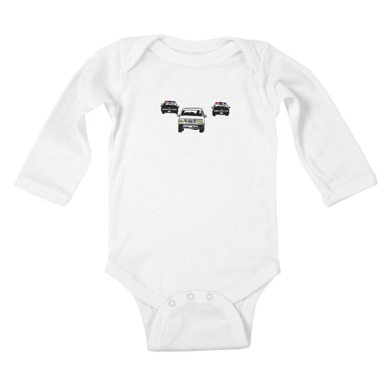 JUICE Kids Baby Longsleeve Bodysuit by Boss Trés Bien