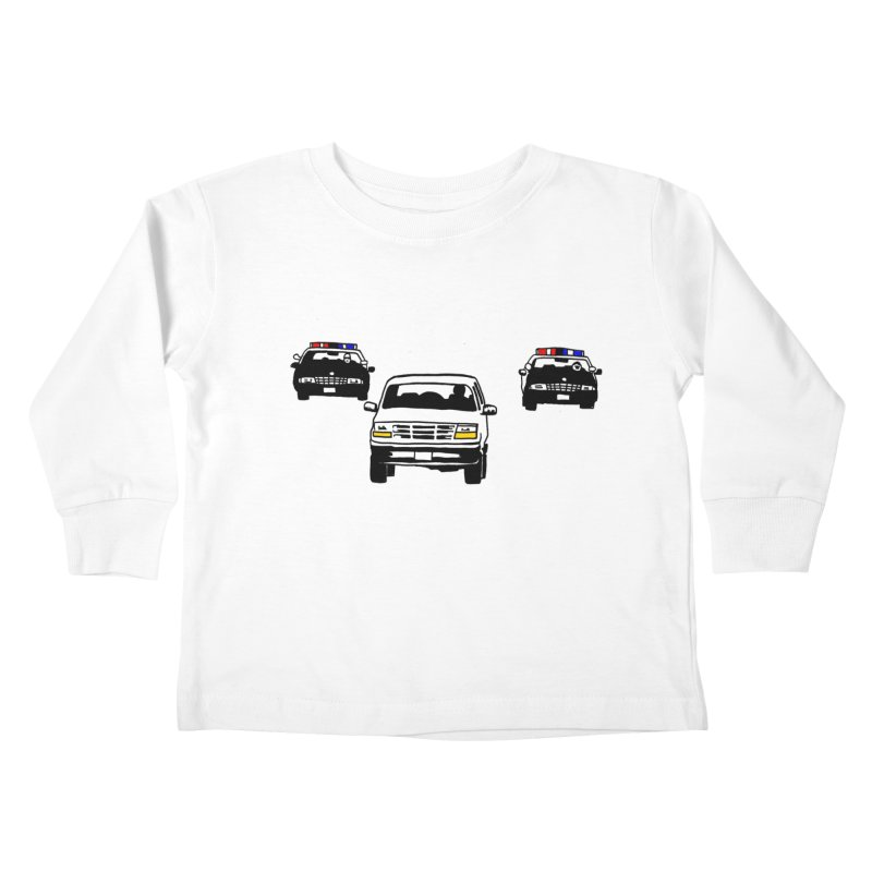 JUICE Kids Toddler Longsleeve T-Shirt by Boss Trés Bien