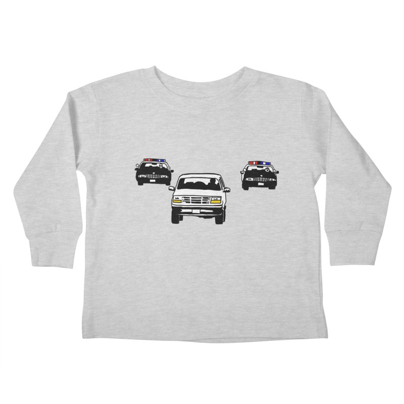 JUICE Kids Toddler Longsleeve T-Shirt by Boss Trés Bien