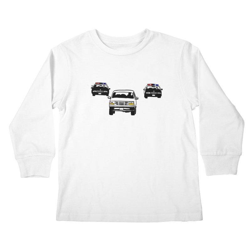 JUICE Kids Longsleeve T-Shirt by Boss Trés Bien