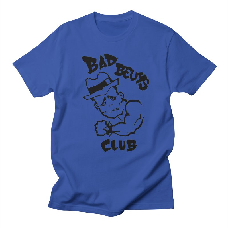 BAD BEUYS Women's Regular Unisex T-Shirt by Boss Trés Bien