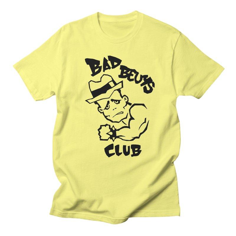 BAD BEUYS in Men's T-Shirt Lemon by Boss Trés Bien