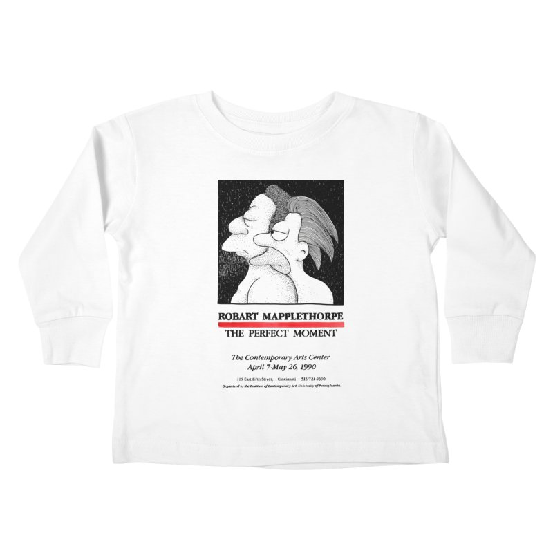 PERFECT Kids Toddler Longsleeve T-Shirt by Boss Trés Bien