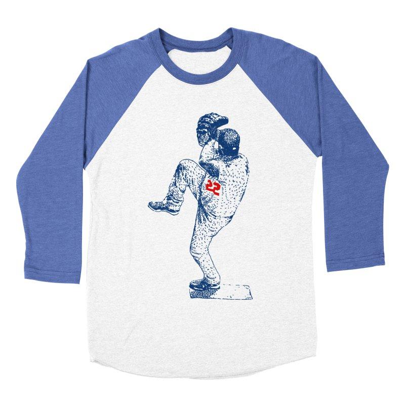 PUBLIC ENEMY Women's Baseball Triblend T-Shirt by Boss Trés Bien