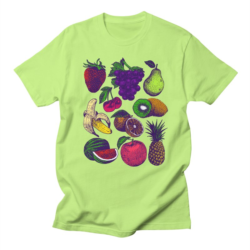 FRUIT Women's Regular Unisex T-Shirt by Boss Trés Bien