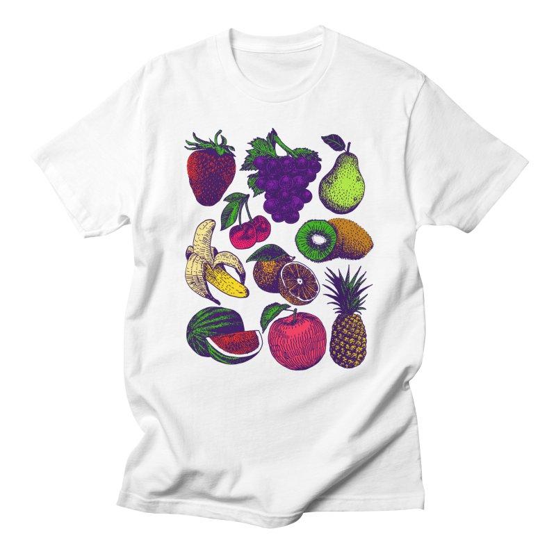 FRUIT Women's Regular Unisex T-Shirt by Boss Trés Bien