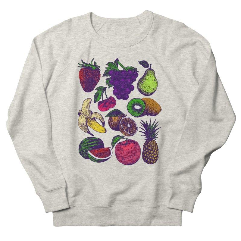FRUIT Women's French Terry Sweatshirt by Boss Trés Bien