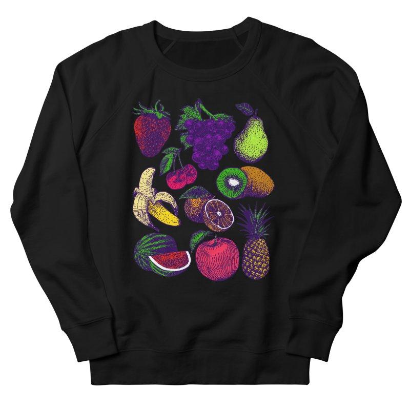 FRUIT Men's French Terry Sweatshirt by Boss Trés Bien