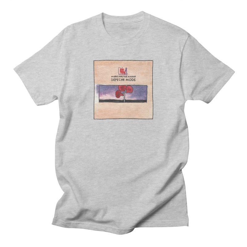 STRANGE in Men's T-Shirt Heather Grey by Boss Trés Bien