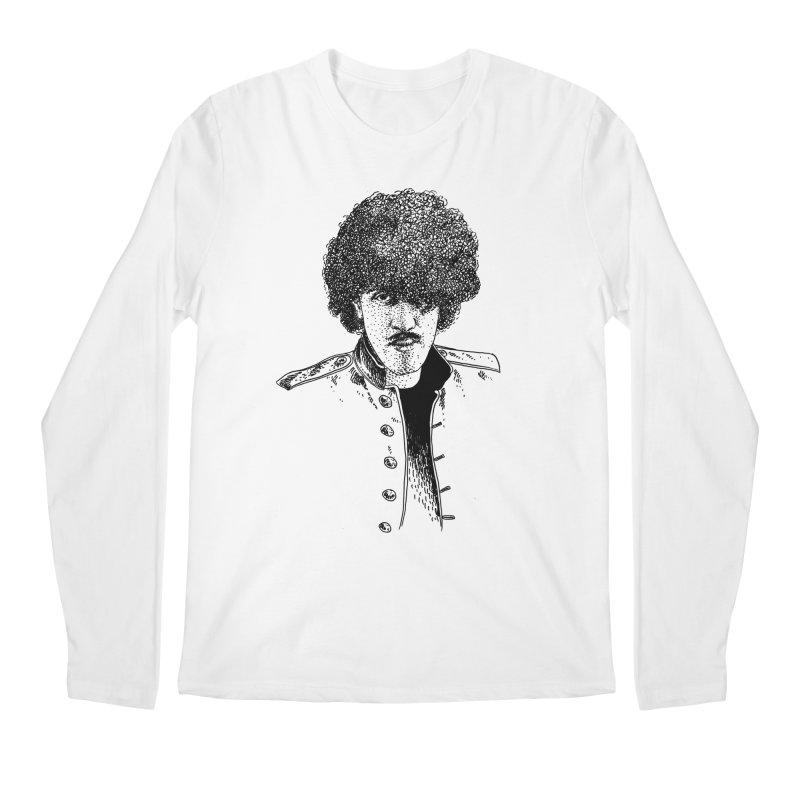 THIN in Men's Longsleeve T-Shirt White by Boss Trés Bien