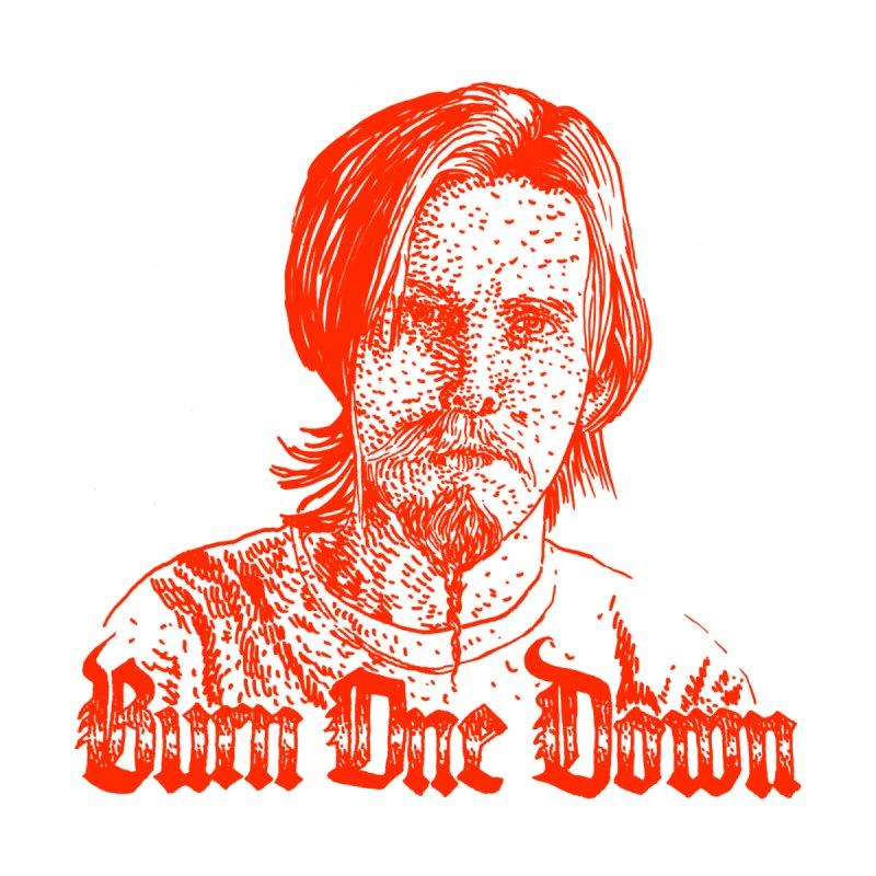 BURZ ONE DOWN Men's T-Shirt by Boss Trés Bien