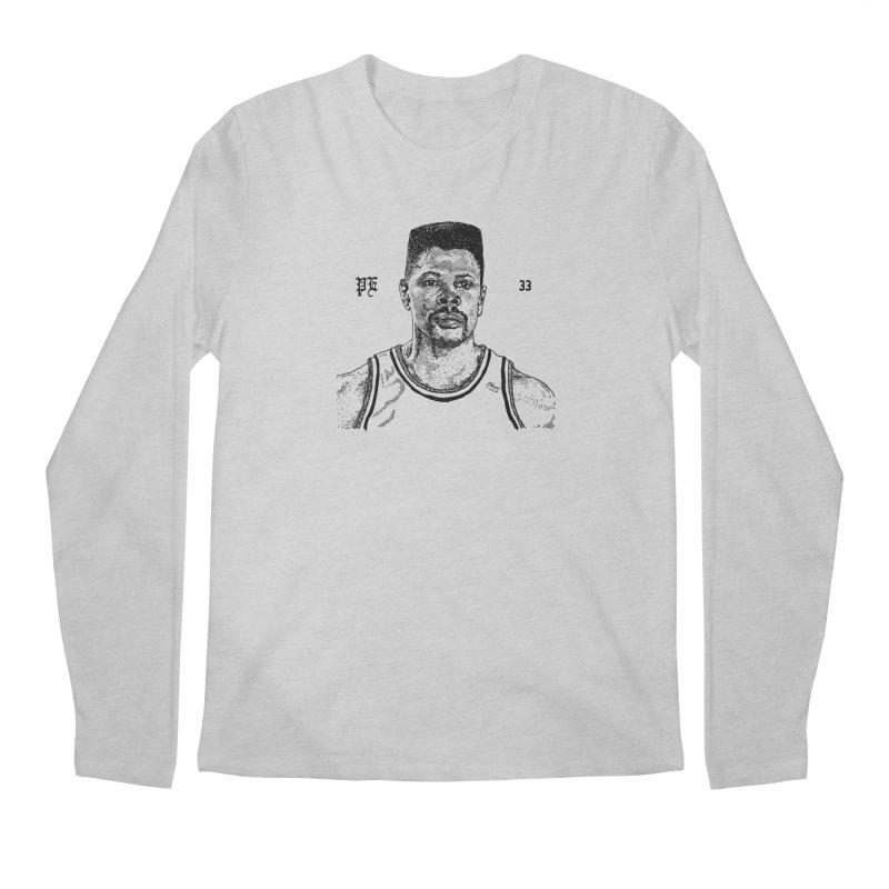 PATRICK Men's Regular Longsleeve T-Shirt by Boss Trés Bien