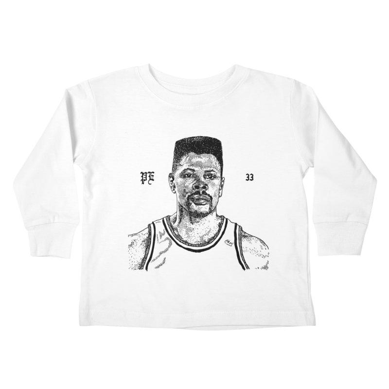 PATRICK Kids Toddler Longsleeve T-Shirt by Boss Trés Bien