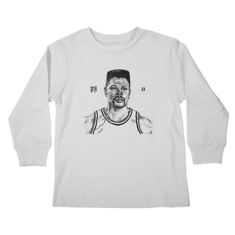 PATRICK Kids Longsleeve T-Shirt by Boss Trés Bien