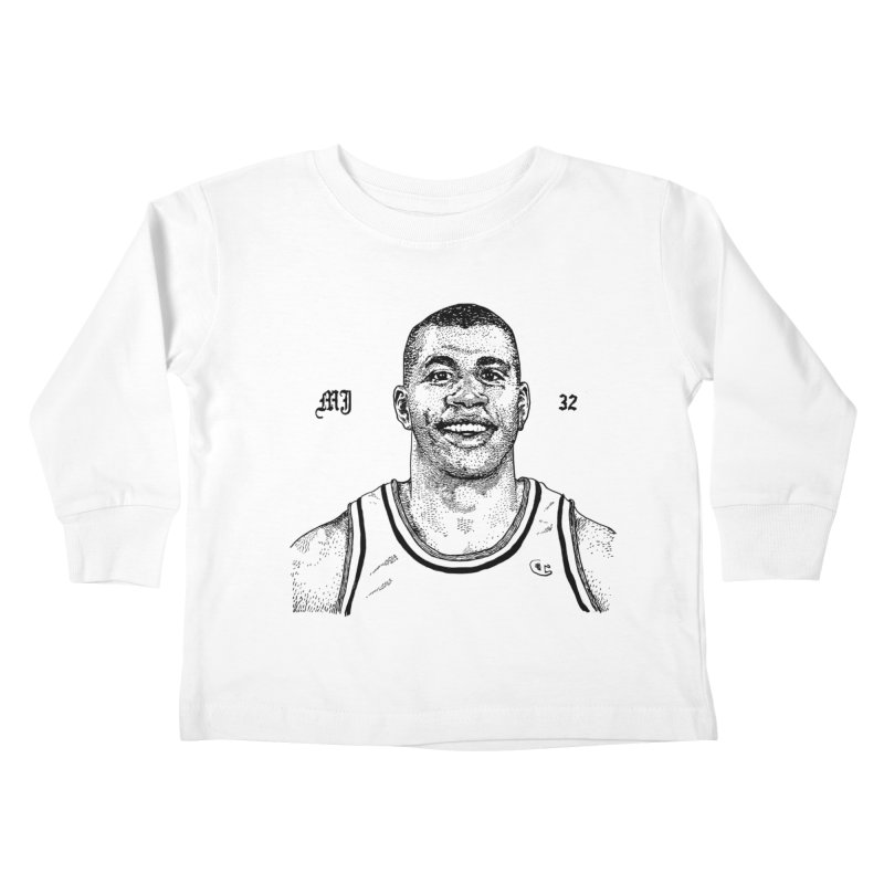 MAGIC Kids Toddler Longsleeve T-Shirt by Boss Trés Bien