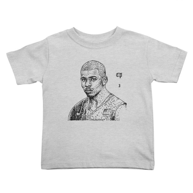 CHRIS Kids Toddler T-Shirt by Boss Trés Bien