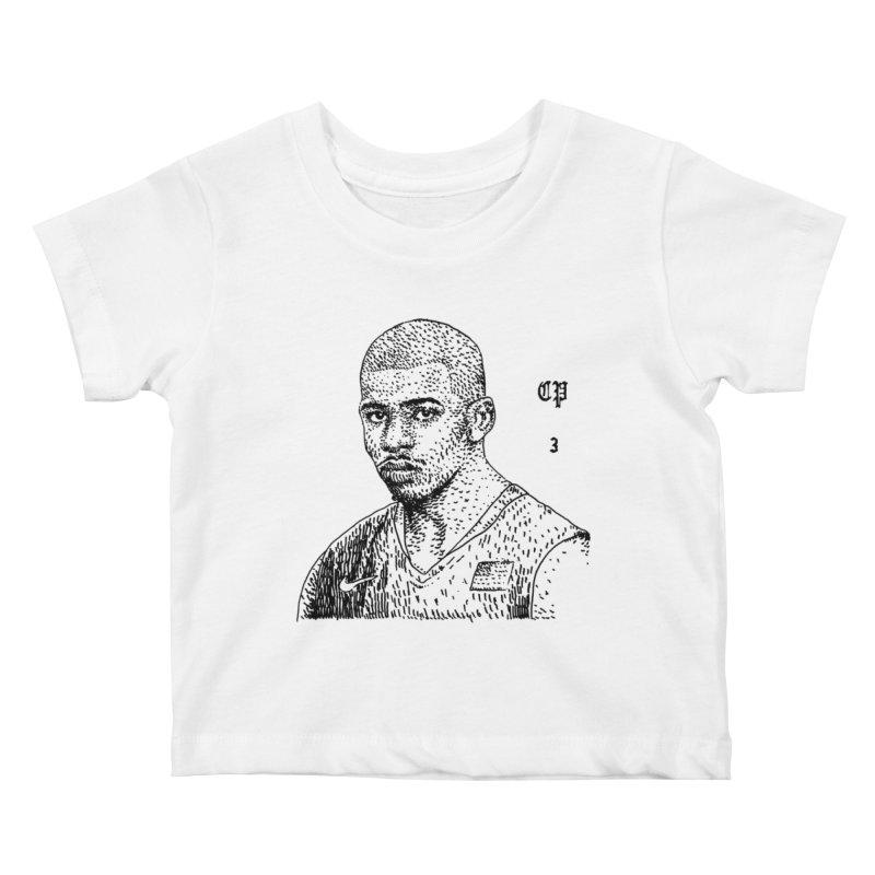 CHRIS Kids Baby T-Shirt by Boss Trés Bien