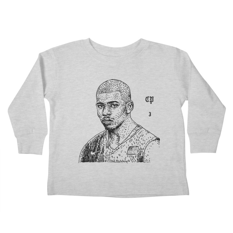 CHRIS Kids Toddler Longsleeve T-Shirt by Boss Trés Bien