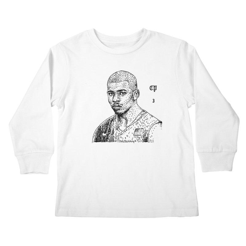 CHRIS Kids Longsleeve T-Shirt by Boss Trés Bien