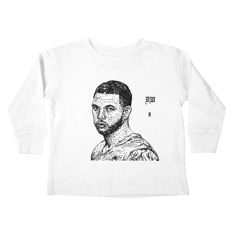 DERON Kids Toddler Longsleeve T-Shirt by Boss Trés Bien