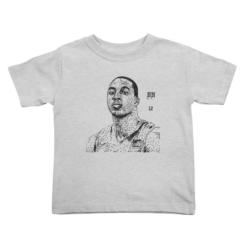 DWIGHT Kids Toddler T-Shirt by Boss Trés Bien