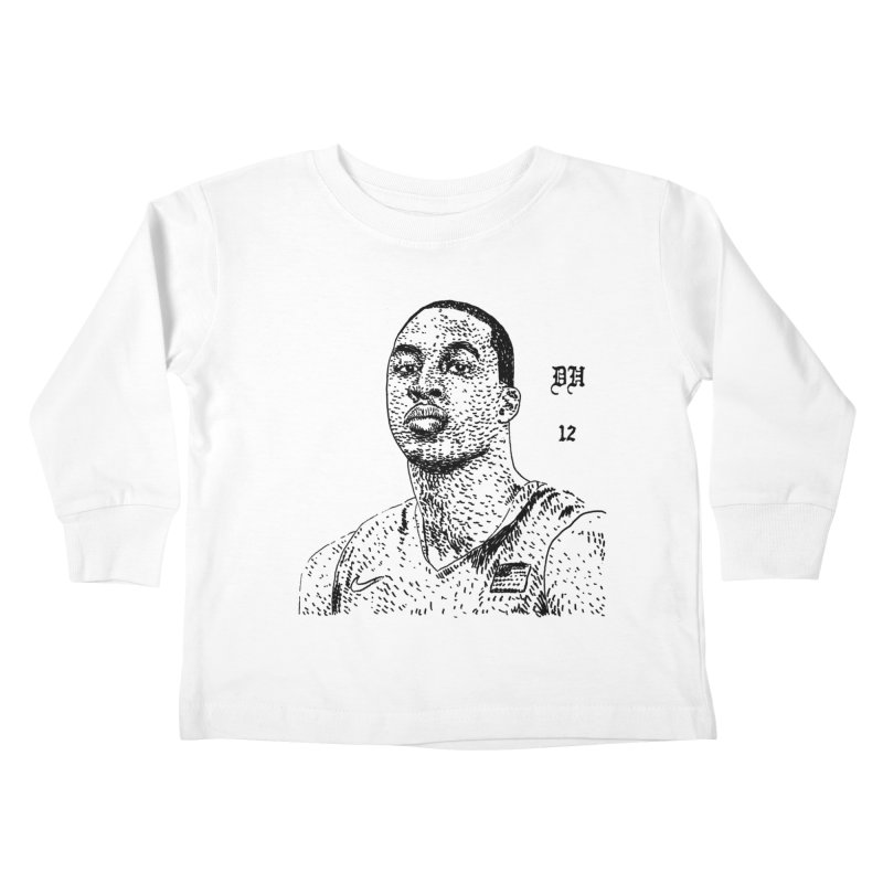 DWIGHT Kids Toddler Longsleeve T-Shirt by Boss Trés Bien