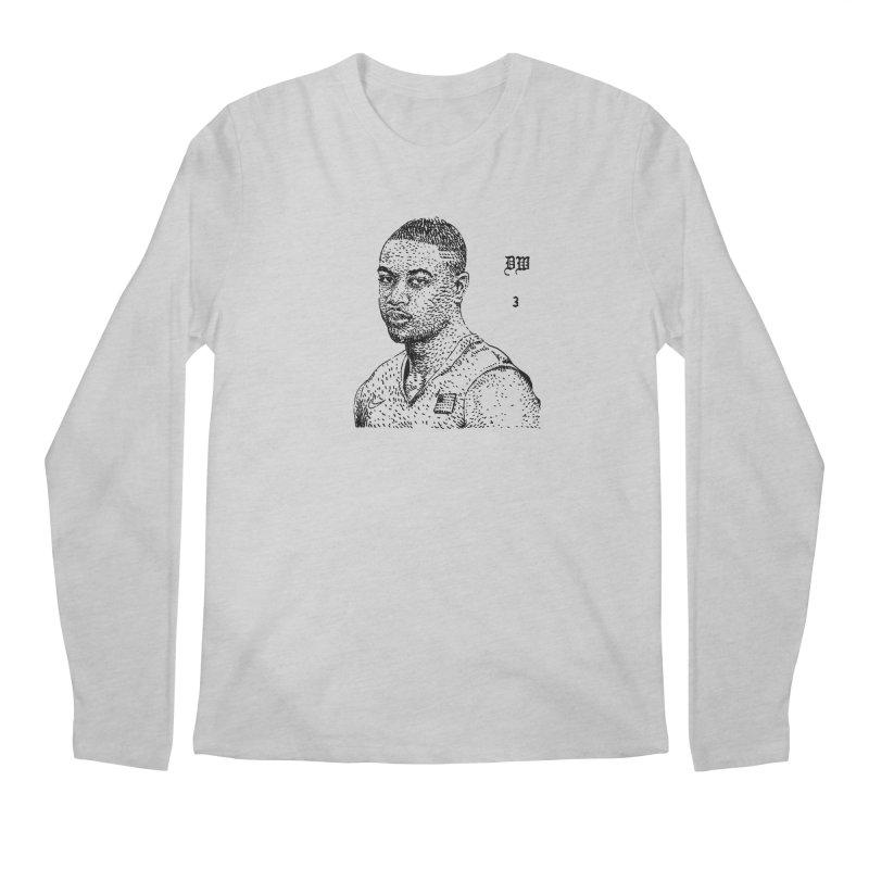 DWYANE Men's Longsleeve T-Shirt by Boss Trés Bien