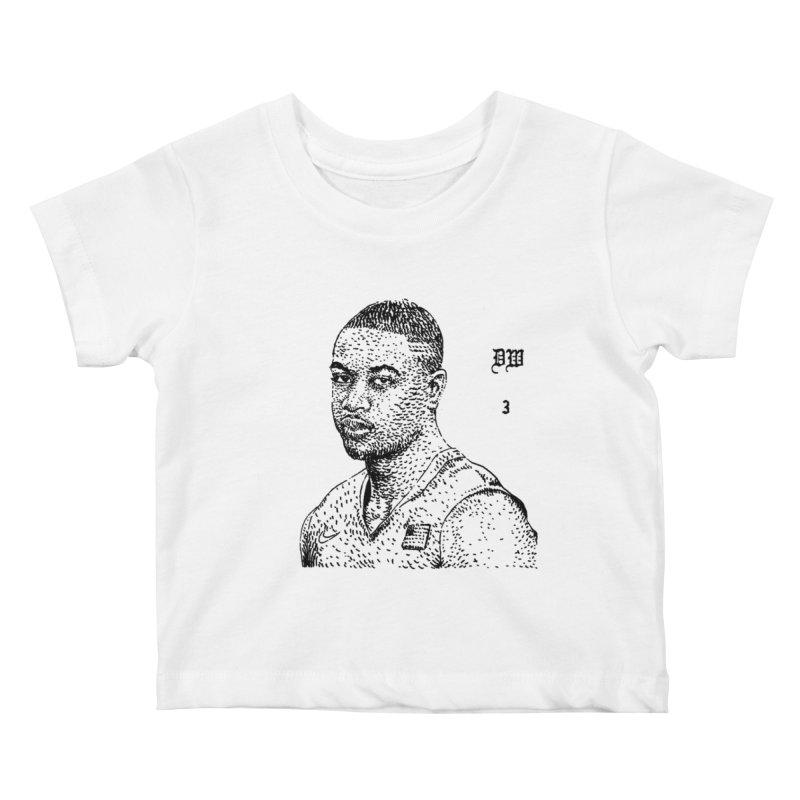 DWYANE Kids Baby T-Shirt by Boss Trés Bien