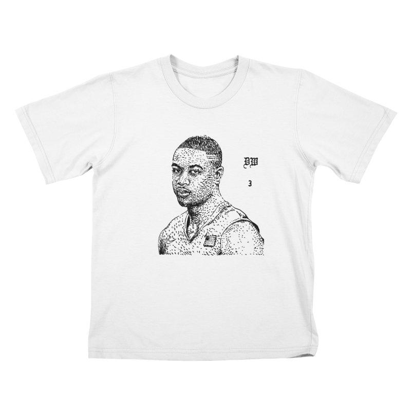DWYANE Kids T-Shirt by Boss Trés Bien