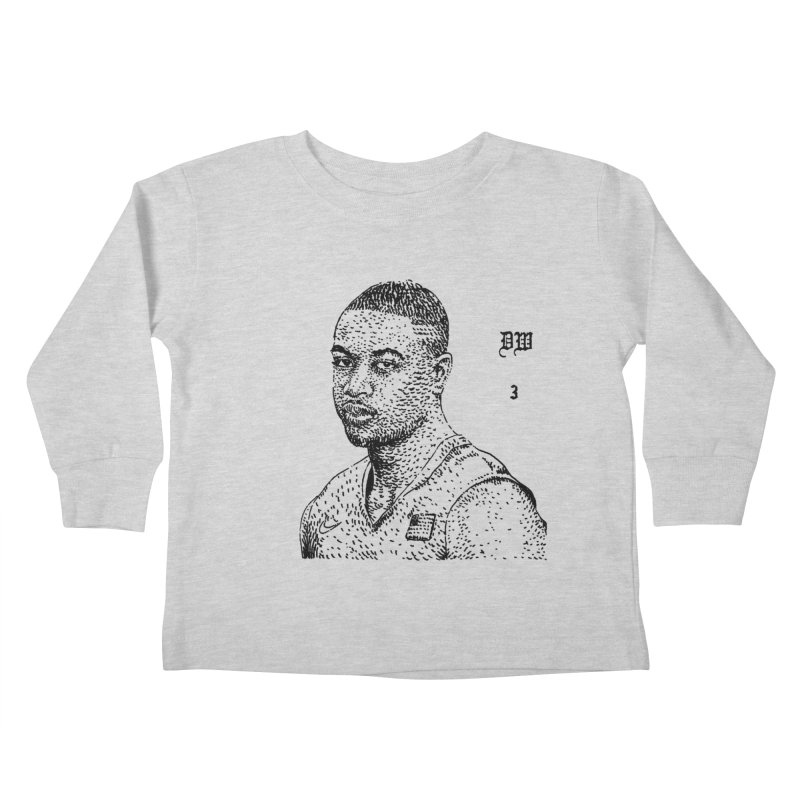 DWYANE Kids Toddler Longsleeve T-Shirt by Boss Trés Bien