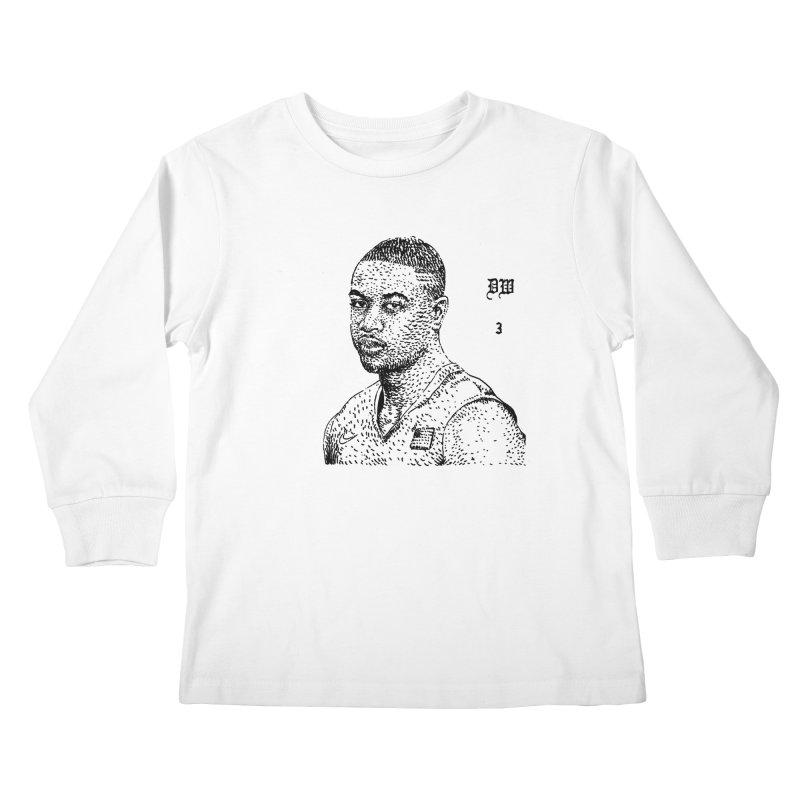 DWYANE Kids Longsleeve T-Shirt by Boss Trés Bien