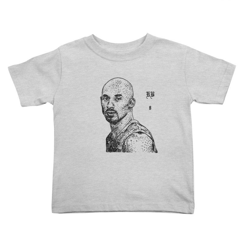 KOBE 8 Kids Toddler T-Shirt by Boss Trés Bien