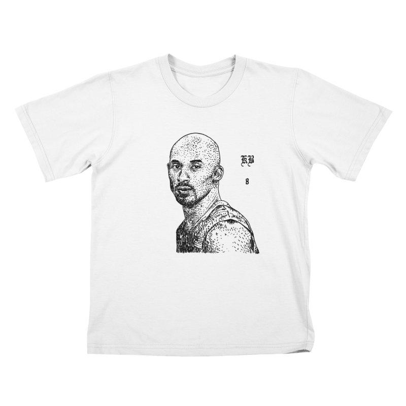 KOBE 8 Kids T-Shirt by Boss Trés Bien