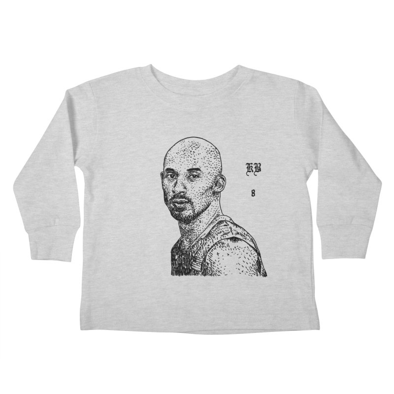 KOBE 8 Kids Toddler Longsleeve T-Shirt by Boss Trés Bien