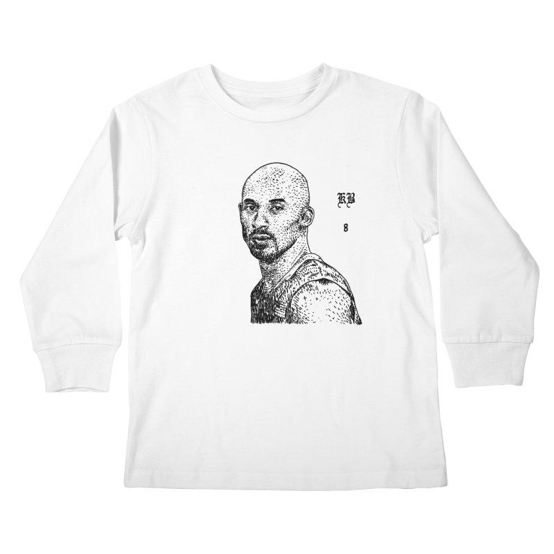 KOBE 8 Kids Longsleeve T-Shirt by Boss Trés Bien