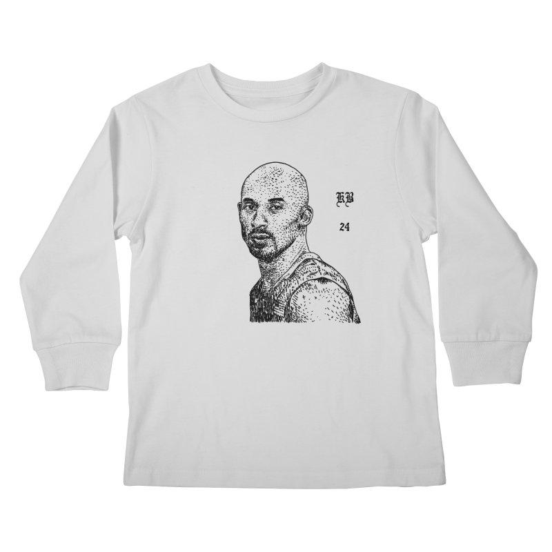 KOBE 24 Kids Longsleeve T-Shirt by Boss Trés Bien