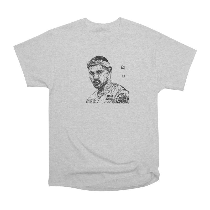 LEBRON Men's Classic T-Shirt by Boss Trés Bien