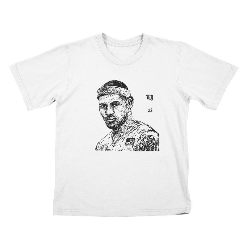 LEBRON Kids T-Shirt by Boss Trés Bien