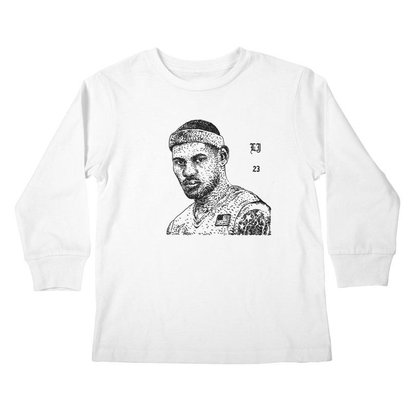 LEBRON Kids Longsleeve T-Shirt by Boss Trés Bien