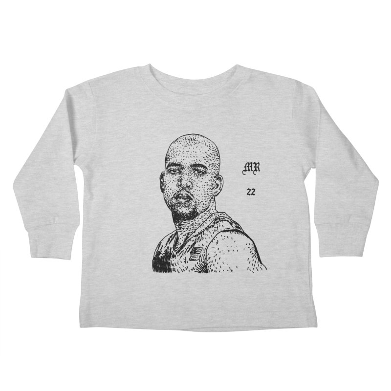 MICHAEL Kids Toddler Longsleeve T-Shirt by Boss Trés Bien