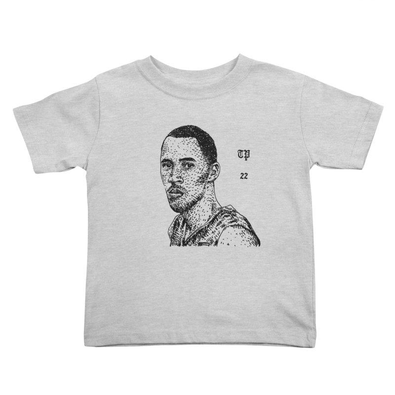TAYSHAUN Kids Toddler T-Shirt by Boss Trés Bien