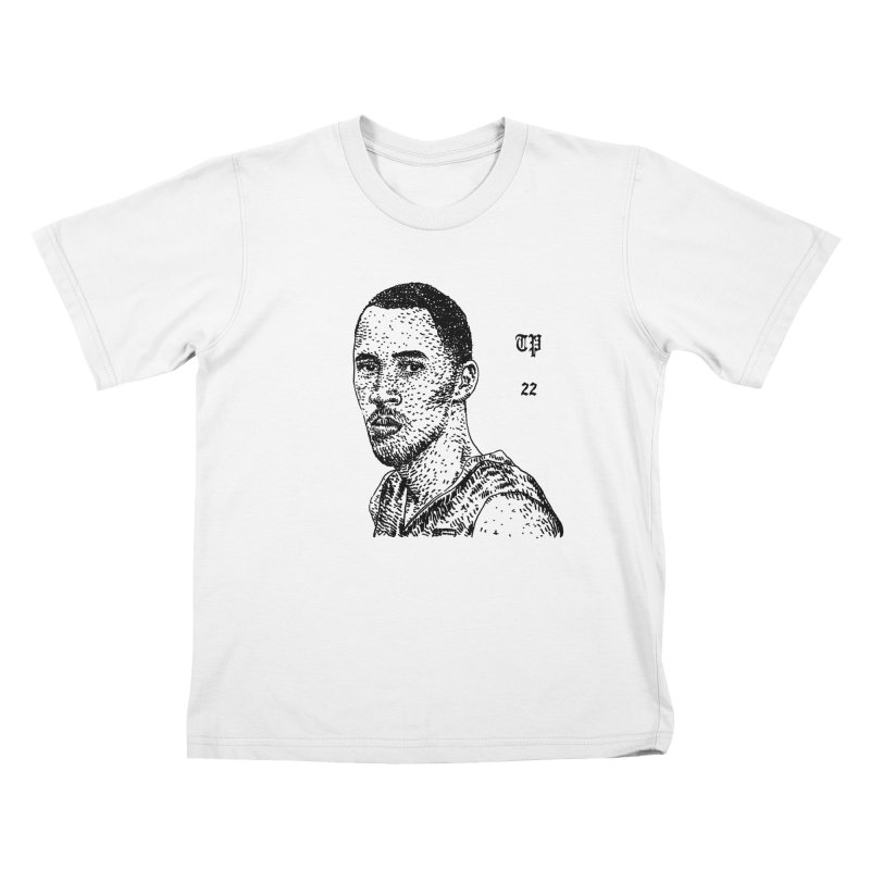 TAYSHAUN Kids T-Shirt by Boss Trés Bien