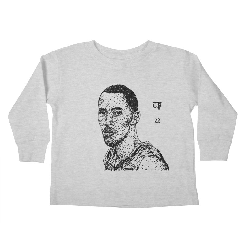 TAYSHAUN Kids Toddler Longsleeve T-Shirt by Boss Trés Bien