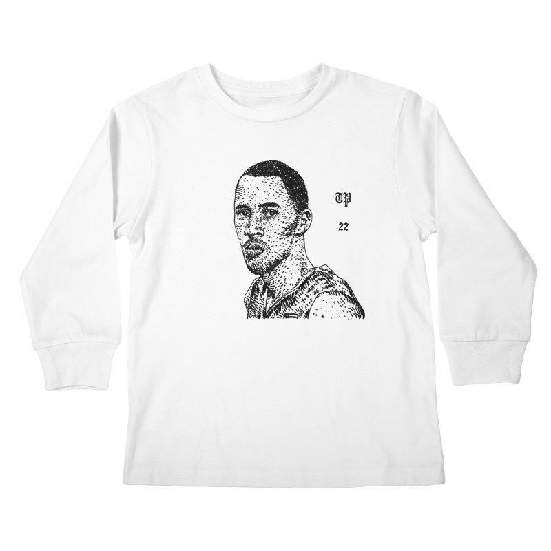 TAYSHAUN Kids Longsleeve T-Shirt by Boss Trés Bien