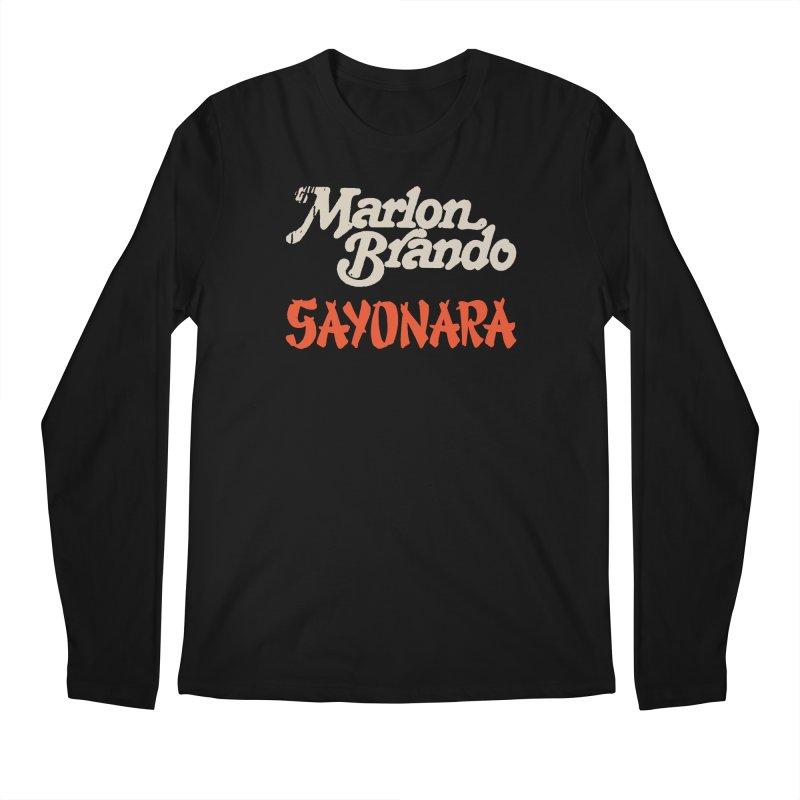 BRANDO Men's Longsleeve T-Shirt by Boss Trés Bien
